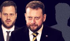Łukasz Szumowski, Janusz Cieszynski