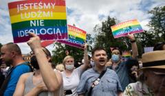 LGBT w kampanii Dudy