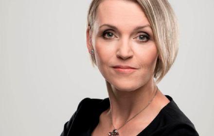 Aleksandra Agatowska, członkini zarządu PZU Życie