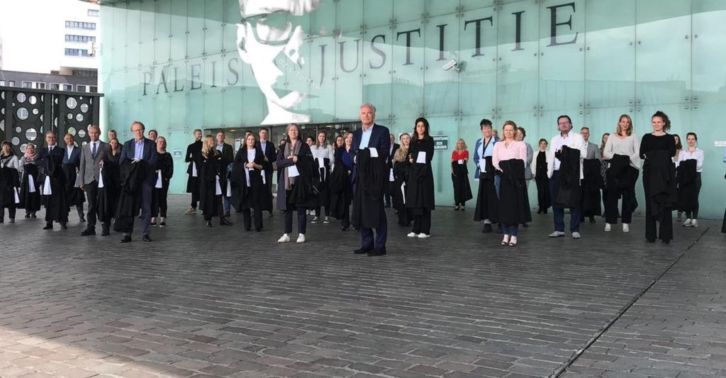 Sędziowie z Amsterdamu / fot. Iustitia