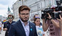 Bart Staszewski i Andrzej Duda spotkali się w pałacu prezydenckim