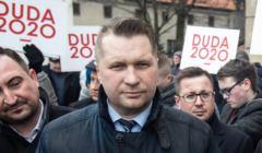 Przemysław Czarnek wypowiedział się o LGBT w TVP Info