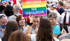 Duda islamiści i ideologia LGBT