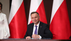 Prezydent Andrzej Duda w Wierzchoslawicach