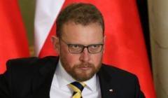 Minister zdrowia Łukasz Szzumowski