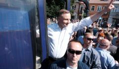 Prezydent Andrzej Duda w Plonsku