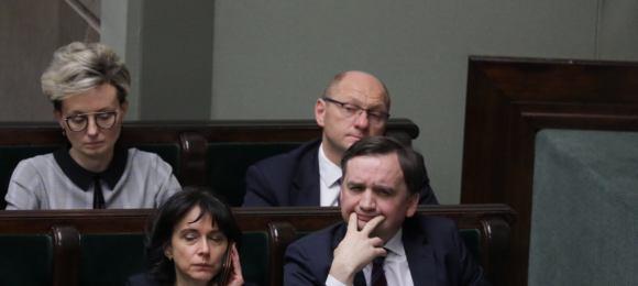 Zbigniew Ziobro zzastępczynią - Alicją Dalkowską