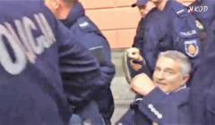 Policja postawiła zarzuty dziennikarzowi VIDEO-KOD za relaacje z kntrmiesiecznicy