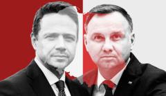 Rafał Trzaskowski, Andrzej Duda - exit poll Ipsos może nie wskazać zwycięzcy
