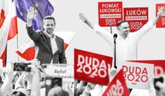 Rafał Trzaskowski, Andrzej Duda - sondaż Ipsos przynosi prognozę na II turę
