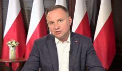 Duda w Polsacie