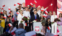 Andrzej Duda, przemówienie z wieczoru wyborczego