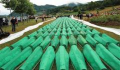 Srebrenica - masowe groby po lubobójstwie