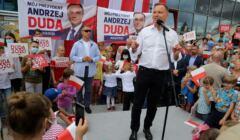 Andrzej Duda myśli o partii, chce być patronem wsi