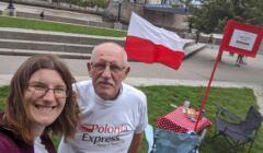 PoloniaExpress zbiera koperty wyborcze w Londynie