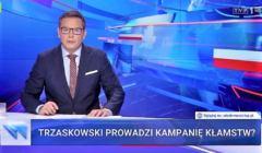 Propaganda TVP, Trzaskowski kłamie, Niemcy atakują