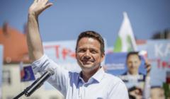 Wyborcy Trzaskowskiego nie wierzą, że wygra