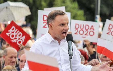Spotkanie wyborcze w Łomży