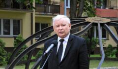 Kaczyński Jedwabne negacjonizm
