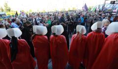 demonstracja warszawa