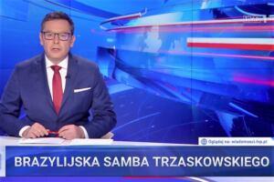 """""""Wiadomości"""" atakują Trzaskowskiego"""
