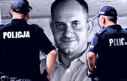 Prokuratura umorzyła śledztwo w sprawie śmierci Tomasza Wróblewskiego, 37-latka, który zmarł w Ełku po interwencji policji.