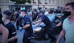 Aresztowanie Margot