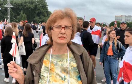Białoruś: Wojsko naprzeciw protestujących