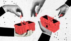 Esej Lecha Garlickiego o tym, jak Zjednoczona Prawica podbija polskie sądy