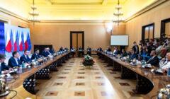 Kancelaria spotkanie o Białorusi