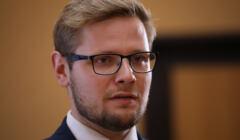 Michał Woś, minister środowiska - ustawa dot. organizacji pozarządowych