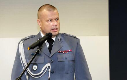 Były szef KGP Zbigniew Maj
