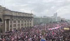 Mińsk Plac Niepodległości