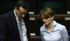 Morawiecki i Emilewicz bezrobocie