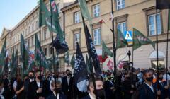 marsz nacjonalistów