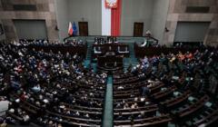 Sejm podczas zaprzysiężenia prezydenta Andrzeja Dudy