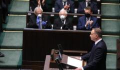 Zaprzysiezenie Prezydenta Andrzeja Dudy w Sejmie