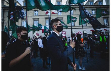 Marsz Zwycięstwa w 2020 r.