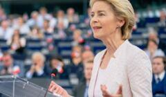 Ursula von der Leyen w PE