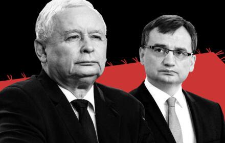PiS i Kaczyński mieli plan rządu mniejszościowego - bez Ziobry
