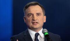 Zbigniew Ziobro podczas Solidarnej Polski w Warszawie