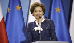 Minister Marlena Maląg