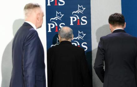 Przekaz PiS o powrocie Donalda Tuska