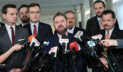 Konfedereaci w Sejmie