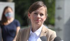 Zuzanna Rudzińska-Bluszcz, kandydatka na Rzecznika Praw Obywatelskich