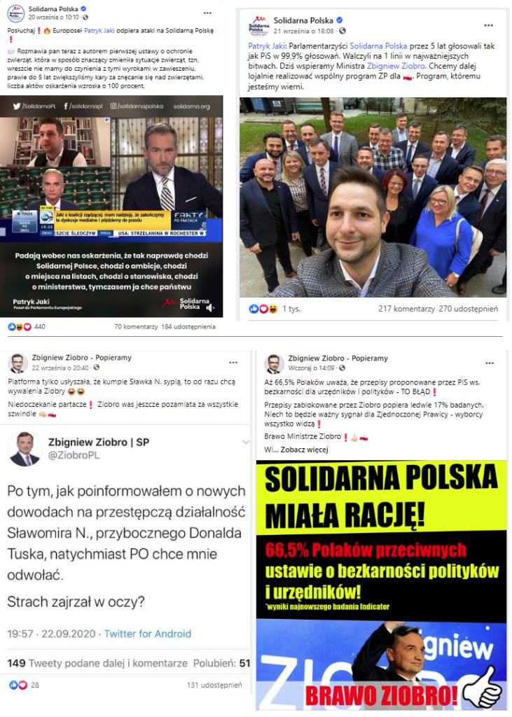 przekaz dnia Solidarnej Polski