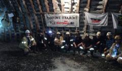 Protesty w kopalniach