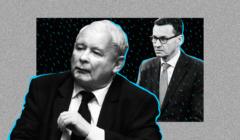 Kaczyński, Morawiecki
