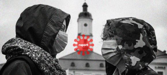 Kornawirus - raport opandemii, 16.10.2020