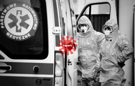 Kornawirus - raport o pandemii, 21.10.2020
